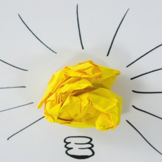 Design thinking, creative thinking, critical thinking, art thinking